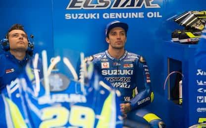 """Iannone saluta la Suzuki: """"A fine anno l'addio"""""""
