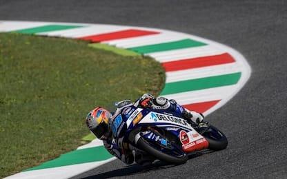 Moto3: Martin beffa tutti, Bezzecchi resta leader