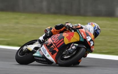 Moto2: Oliveira beffa Baldassarri, 4° Bagnaia