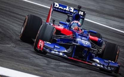 """Marquez, test con la Red Bull: """"Esperienza super"""""""
