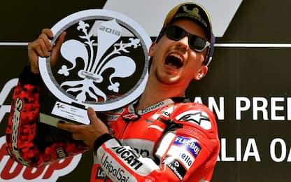 Retroscena Lorenzo-Honda: firma prima del Mugello