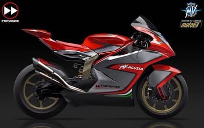 Il ritorno dell'MV Agusta: sarà in Moto2 dal 2019