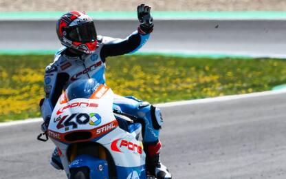 Moto2, Barberà e il team Hp Pons ai saluti