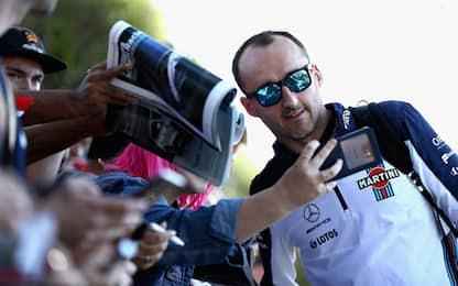 """Kubica: """"Con Alonso in Ferrari? Sarebbe stato ok"""""""