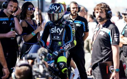 """Moto3, Bulega: """"Top 10? Buon risultato"""""""