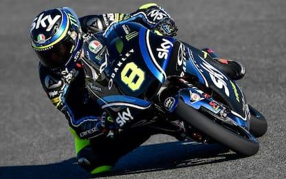 Moto3, Sachsenring: Bulega in crescendo nelle FP