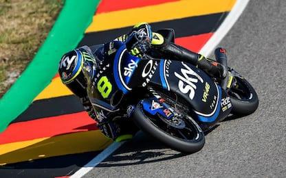 Moto3, Sachsenring: Bulega e Foggia, qualifiche-no