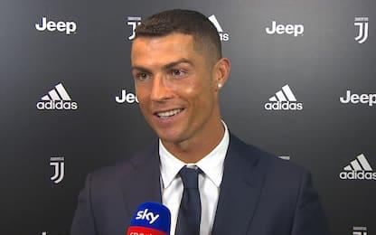 """Esclusiva CR7: """"Champions? Sogno, non ossessione"""""""