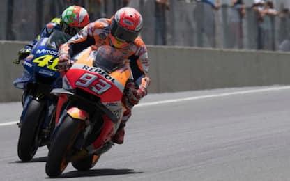 Marquez, a Brno niente cali di tensione