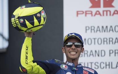 """Rossi: """"A Brno vogliamo la prima vittoria"""""""