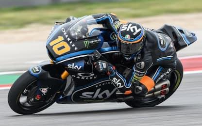 Moto2, il talento di Luca Marini è sbocciato