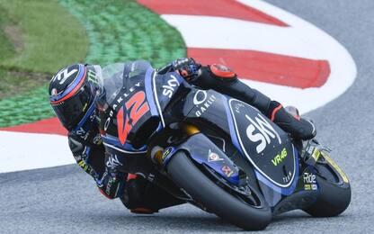 Libere Moto2, Bagnaia leader della prima giornata