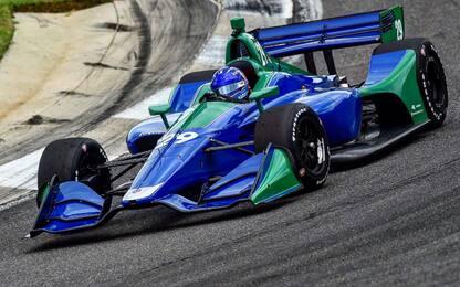 Alonso, test in IndyCar con Andretti
