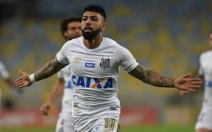 "Gabigol: ""Santos? Io voglio vincere con l'Inter"""