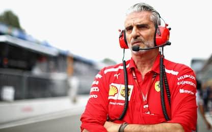"""Arrivabene: """"Leclerc il futuro. Schumi Jr? Chissà"""""""
