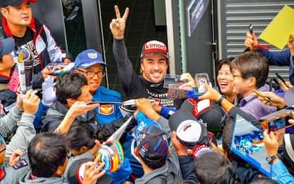 WEC, Alonso domina le Libere della 6 Ore del Fuji