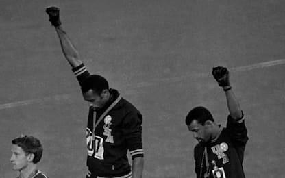 50 anni fa il pugno chiuso di Smith e Carlos