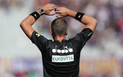 """Aia contro la violenza: """"Niente arbitri nel Lazio"""""""