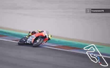 MotoGP eSport, trionfa Trastevere73 con Ducati