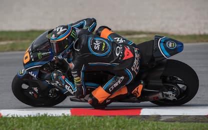 Moto2: seconda pole per Marini, 4° Bagnaia