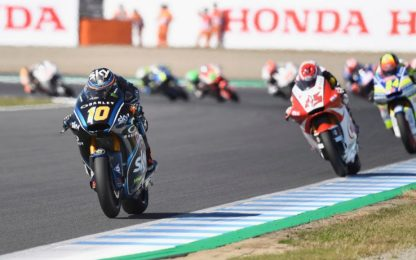 Moto2 e Moto3, dal 2019 qualifiche come in MotoGP