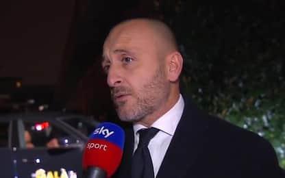 """Ausilio: """"Totti? Ci interessa solo il campo"""""""