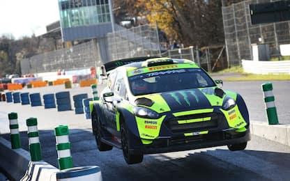 Rally Monza, è sempre Rossi: la vittoria è vicina