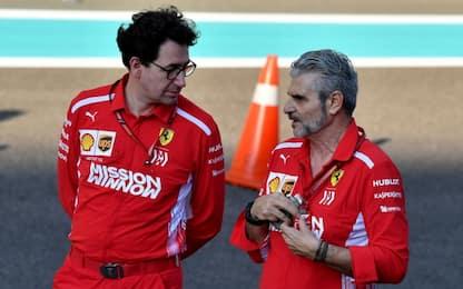 Ferrari, via Arrivabene: ufficiale Binotto