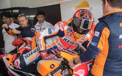 Dalla Moto3 alla MotoGP, il programma dei test