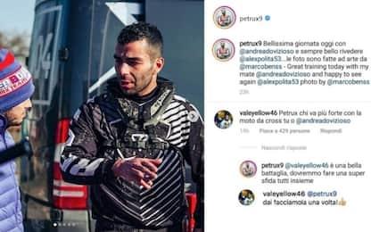 Motocross, Vale lancia la sfida a Dovi e Petrucci