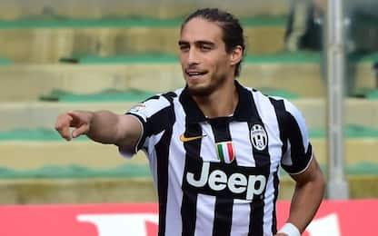 Juventus, fatta per Caceres: oggi le visite