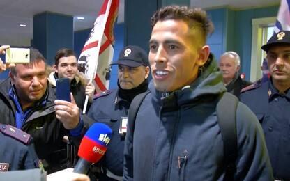 """Cagliari, ecco Oliva: """"Come O'Neill e Francescoli"""""""