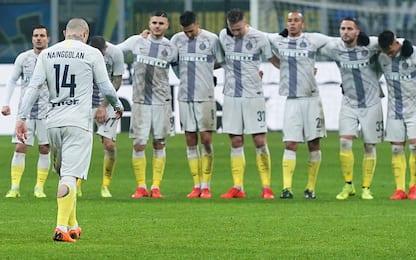 Lazio, è semifinale: Inter battuta 5-4 ai rigori