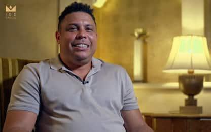 """Ronaldo: """"Potevo acquistare un club italiano"""""""