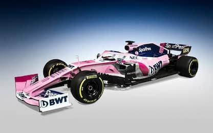Racing Point, il dopo Force India è sempre rosa