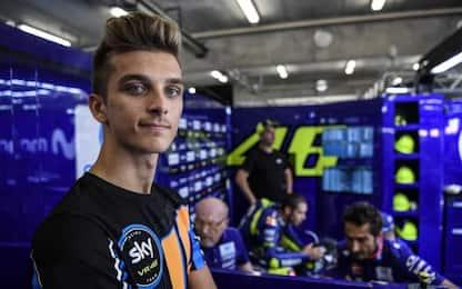 Moto, Luca Marini guiderà una Ducati nella prossima MotoGp