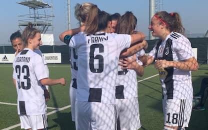 Coppa Italia femminile, la Juve vola in semifinale