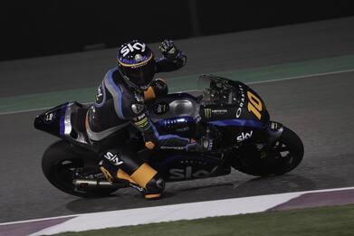 Moto2 e Moto3, test Losail: italiani protagonisti