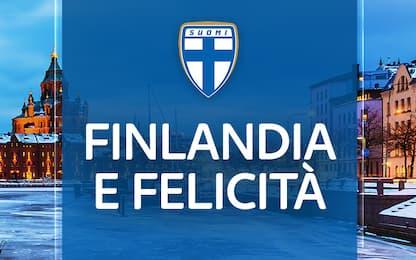 Finlandia e felicità, l'avversario dell'Italia