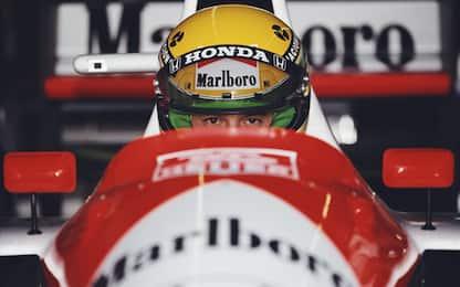 Le parole di Senna illumineranno centro di Imola