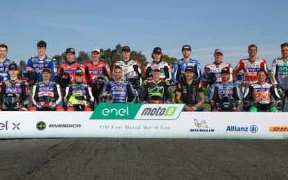 MotoE, il nuovo calendario dopo il rogo di Jerez