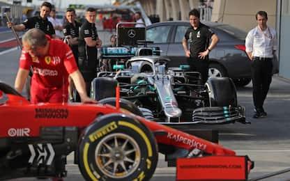 Bahrain, tra attesa Schumi Jr e riscatto Ferrari