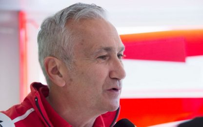 "Orgoglio Tardozzi: ""Deflettore Honda? Idea nostra"""