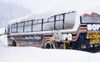 SBK sotto la neve, il precedente 1980 in Austria