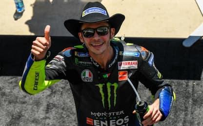 """Rossi: """"Mi dispiace, potevo vincere. Ma ci siamo"""""""