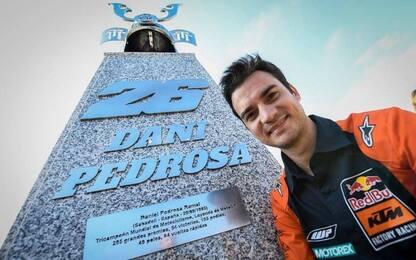 """Jerez, curva 6 intitolata a Pedrosa: """"È un sogno"""""""