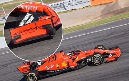 Barcellona, l'analisi tecnica dei test di F1