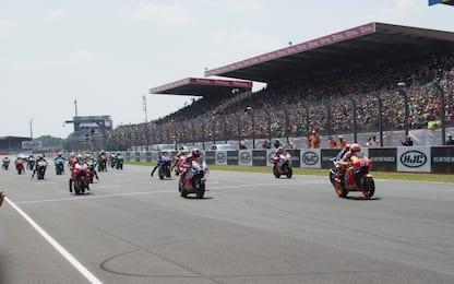 Marquez, pole numero 55: griglia di partenza