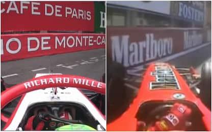 Schumi Jr, incidente a Monaco come il papà. VIDEO