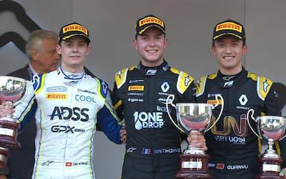 F2 Monaco, Gara-2 a Hubert. Latifi resta leader
